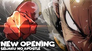 One Punch Man Season 2 - OPENING - Seijaku no Apostle - JAM Project - 静寂のアポストル - Cover