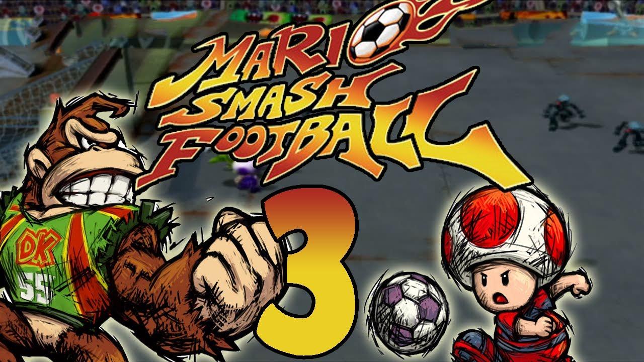 Let S Play Mario Smash Football Part 3 Sternen Pokal