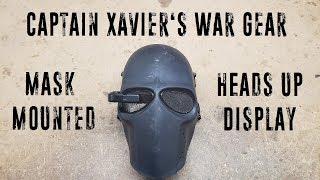 Captain Xavier's War Gear - Heads Up Display thumbnail
