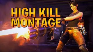 Obtenir des charges de kills dans Fortnite Battle Royale (Kill Montage)