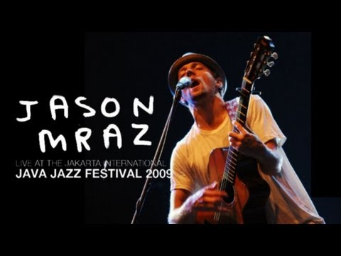"Jason Mraz ft. Dira ""Lucky"" Live at Java Jazz Festival 2009"