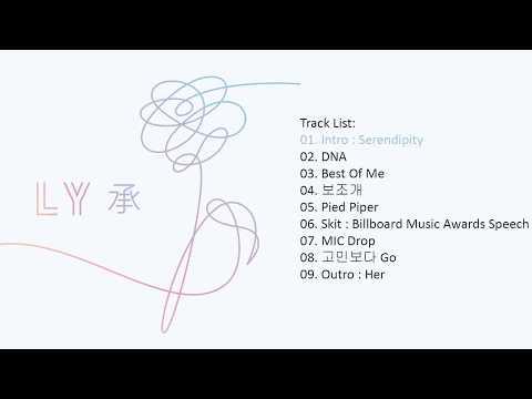 [Full Album] BTS (방탄소년단) – LOVE YOURSELF 承 `Her` (5th Mini Album)