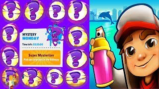 Subway Surfers Miami: Mystery Monday (Compilation and Full Video)