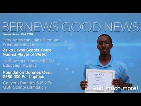 "Bernews ""Good News"" Sunday Spotlight, August 23, 2020"