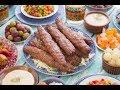 في ضيافة آسيا - كفتة الحاتي  -الشيش طاووق -كباب اللحم  - الريش المشوية - الجزء 3