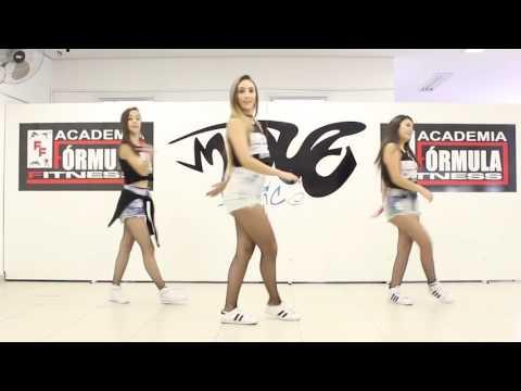 MC Jerry Smith   Pode Se Soltar   A Morena Tá Que Tá   Move Dance Brasil   Coreografia 1