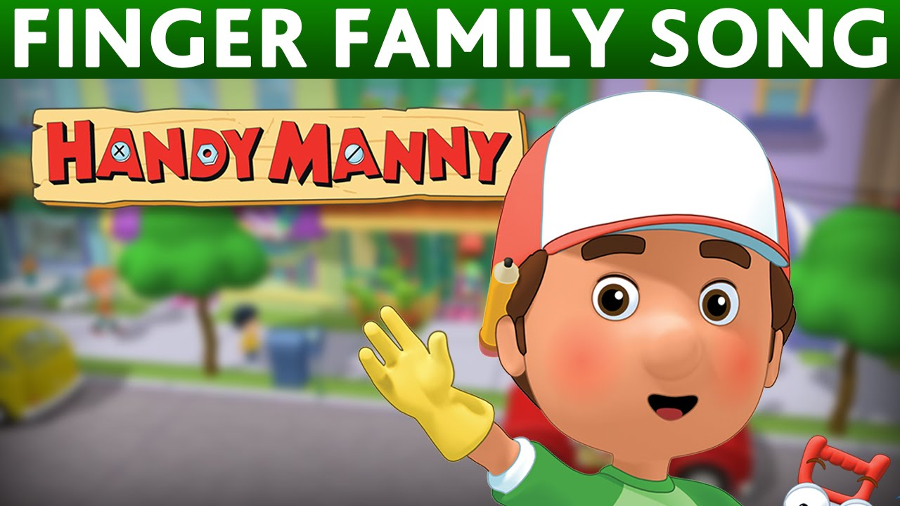 Pbs Kids Super Why Finger Family Song