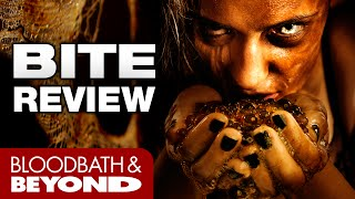 BITE (2015) - Horror Movie Review