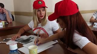 Обл конкурс уполномоченных  по охране труда  август 2017 г
