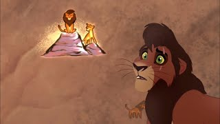 All Kovu Moments in The Lion Guard