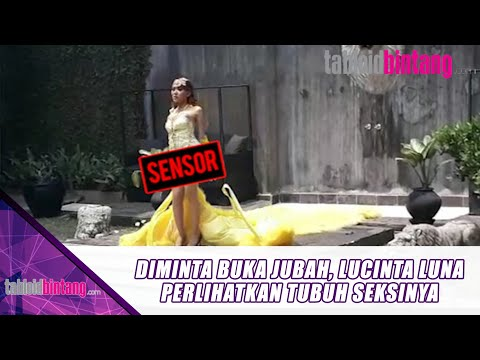 Lucinta Luna Buka Bukaan Di Video Klip Bobok Dimana!