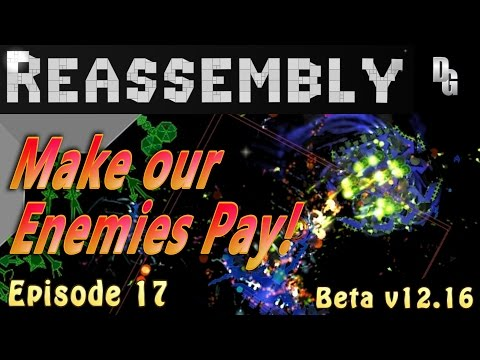 Reassembly - Let's Play - Episode 17 - Set course for the Belly of the Beast!
