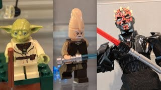 LEGO Star Wars 2018 Spring Sets Analysis! (3 New Sets) HD