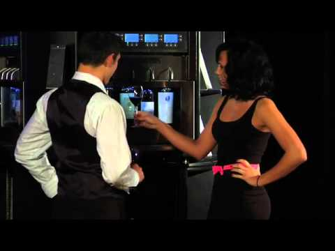 Self Service Wine Bar Technology By Napa Technology - Vinebar 2