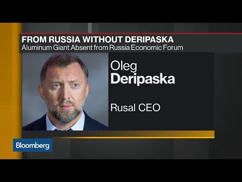 Russian Billionaires Plan to Party Without Rusal CEO Deripaska