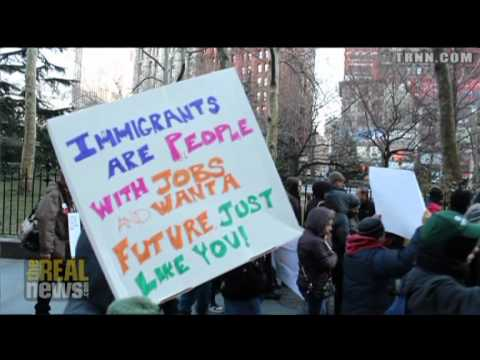 OWS Joins Fight for Migrant Workers Rights