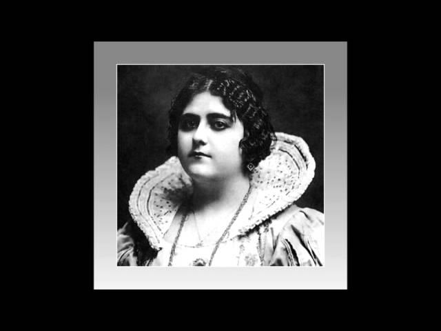 Soprano OFELIA NIETO - Tosca  -
