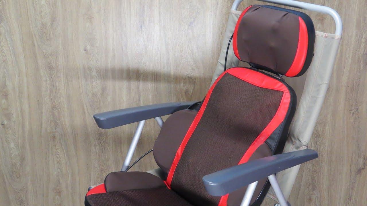 массажеры на стул