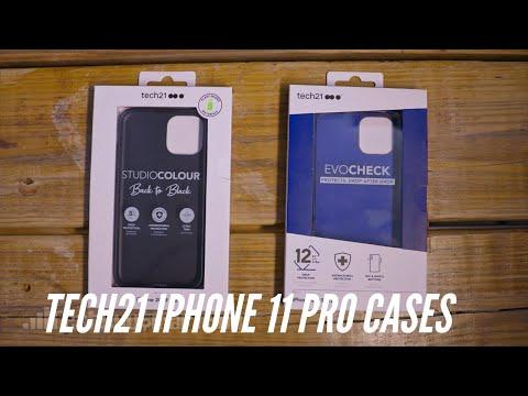 Review: Tech21 Evo Check & Studio Color iPhone 11 Pro Cases