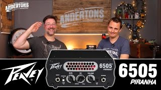 Gambar cover Peavey Piranha 6505 Micro Amp Demo