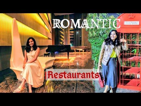 Romantic Restaurants In Pune Valentine's Day Special Pune Food Zimi Zutopia India