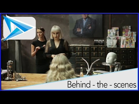 Behind the scenes - Speelfilm Fashion Chicks (2015) - Interview met Victoria Koblenko