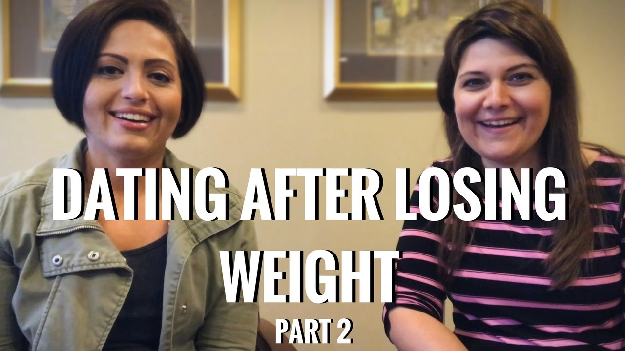 Losing weight and dating