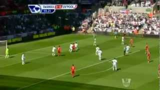 Andy Carroll (LIVERPOOL) overhead kick vs Swansea (13 MAY 2012)