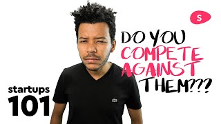 Startup ideas: Should you compete against an established company?