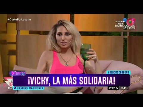 Vicky Xipolitakis reveló algo increíble que hace con su ropa