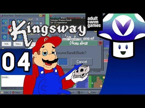 [Vinesauce] Vinny - Kingsway (part 4)