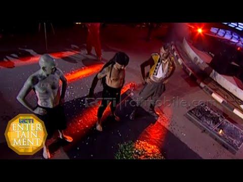 Limbad ajak Lizardman main debus [Duel Mahadaya RCTI 26] [24 Agustus 2015]