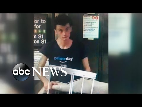 Person of interest in NYC pressure cooker scare in custody  ABC News