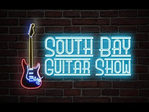 South Bay Guitar Show 012 - Guest Paul Ellis