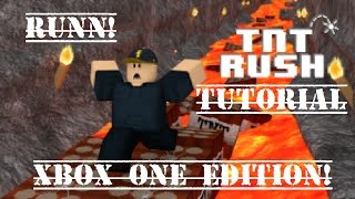 ROBLOX - TNT RUSH - TUTORIAL