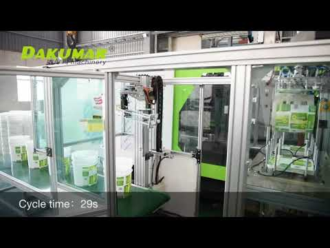 Turnkey soluiton of plastic injection mould and injection machine