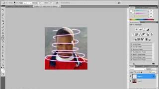 هاري فوتوشوب البرنامج التعليمي - كيفية إنشاء متوهجة خط :O
