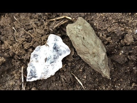 Indian Diamond! ~ 674. Indian Artifact Find! July 2018
