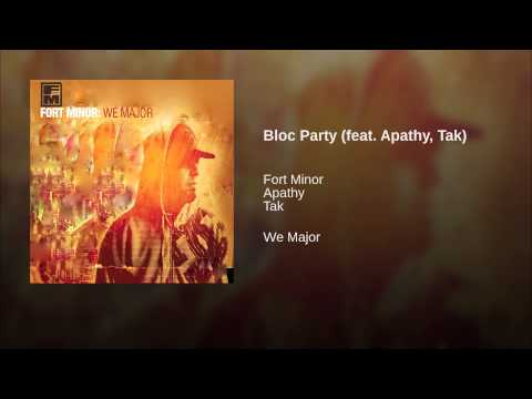 Bloc Party feat Apathy, Tak