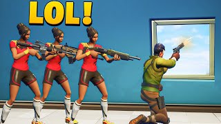 Fortnite Streamers Funniest Moments! #36