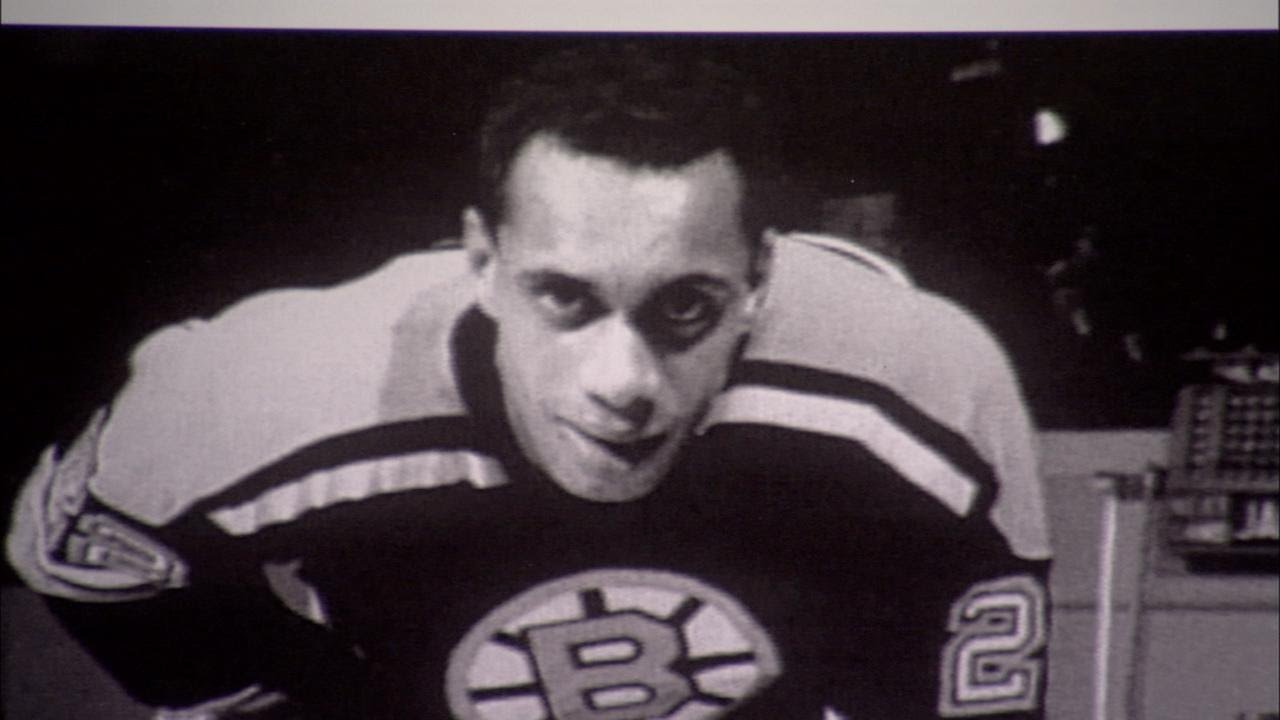 Memories: Willie O'Ree is NHL's first black player - YouTube