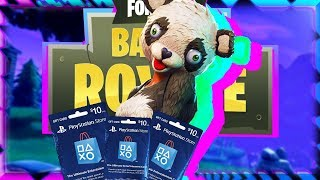 HOW TO WIN IN FORTNITE 101 ( Psn Code Give away!)