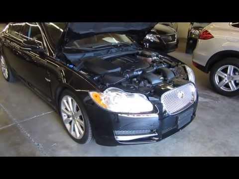 2011 Jaguar XF, Ebony Black - STOCK# R93687 - Engine