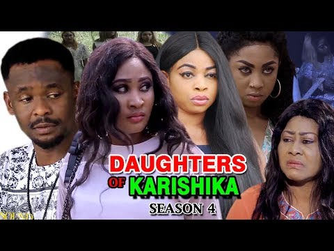 Daughters Of Karishika Season 4 - (New Movie) 2019 Latest Nigerian Nollywood Movie Full HD