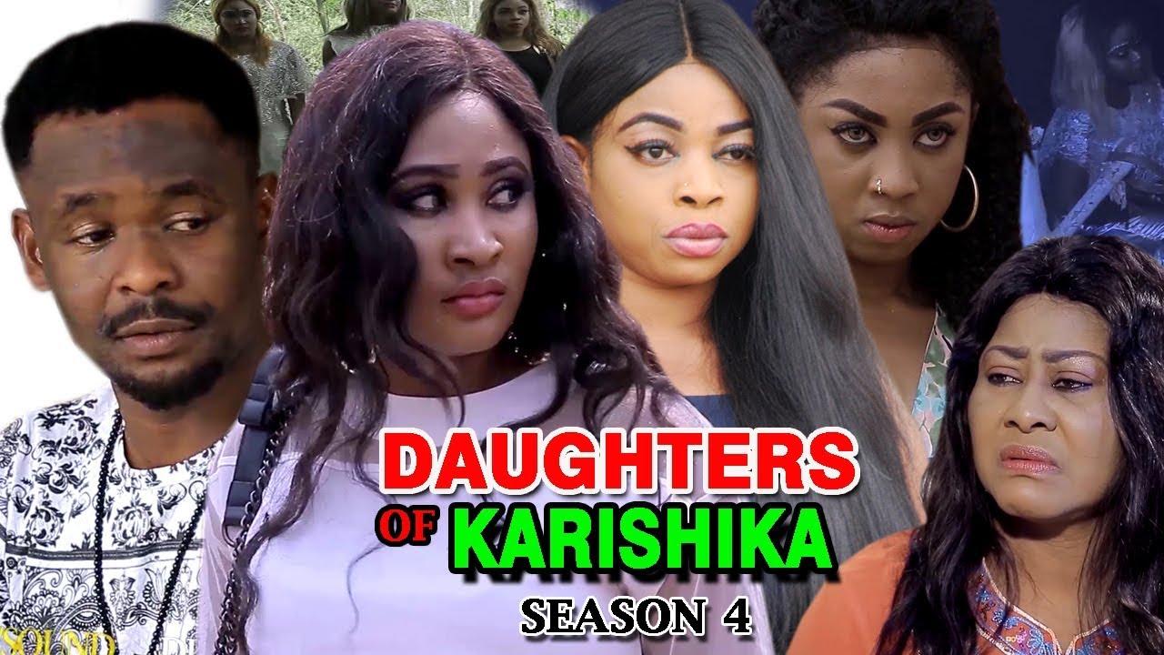 Download Daughters Of Karishika Season 4 - (New Movie) 2019 Latest Nigerian Nollywood Movie Full HD