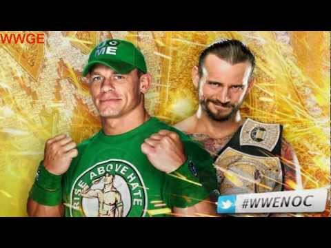 WWE Night of Champions 2012 PPV PHOTOS RESULTS!