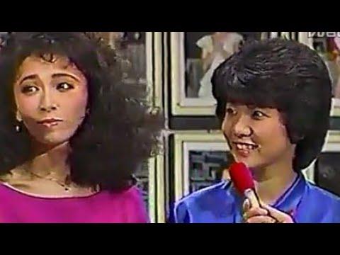松居直美 微妙なとこネ ザ・トップテン 第102回 1983年3月14日 話題曲 藤村美樹
