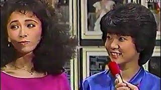 1983年3月14日 #松居直美 #微妙なとこネ #藤村美樹.