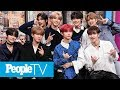 K-Pop Group Stray Kids Take On Fans' Burning Questions | PeopleTV