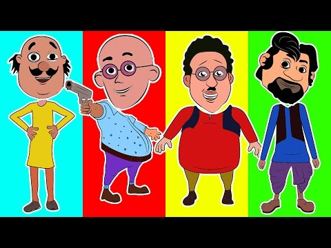Heads Motu Patlu in Hindi trolls...